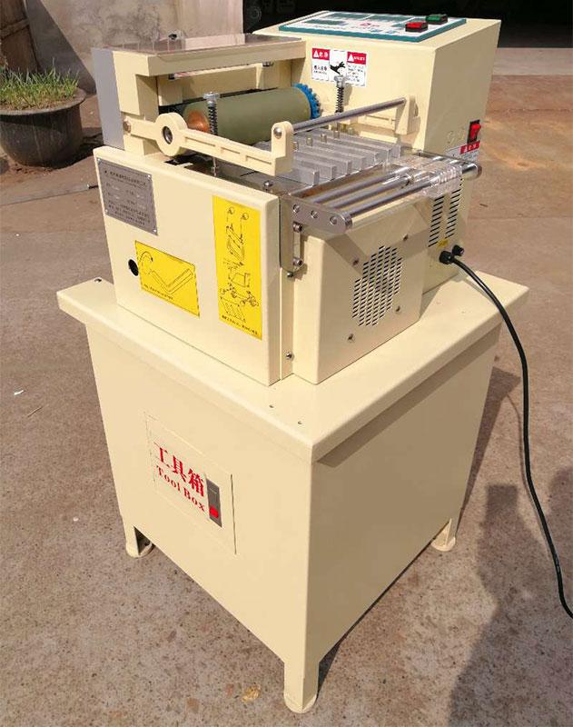 M-165重型裁切机硅胶片切片机,纵横切片机