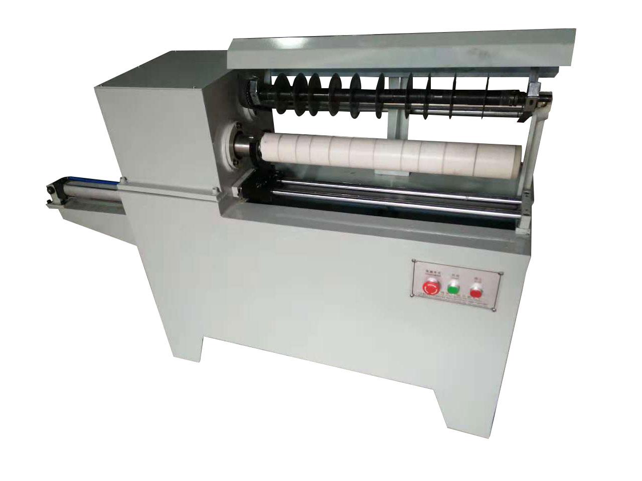 600多刀切纸管机